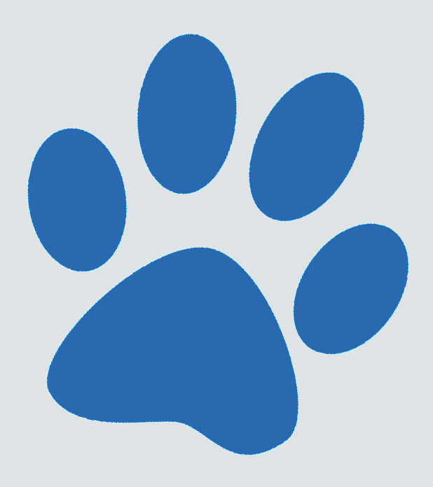 blue paws free cliparts that you can download to computer and 8190742